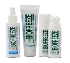 biofreeze free sample
