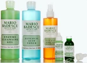 fnding mario badescu free samples